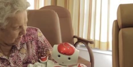 Inauguration de la chaire Robo'ethics | Le numérique au service de la santé à domicile et de l'autonomie | Scoop.it
