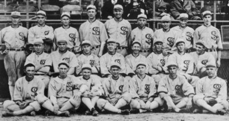An Account of the 1919 Chicago Black Sox Scandal and 1921 Trial | Teams Involved with Scandals-Aspect 3 | Scoop.it