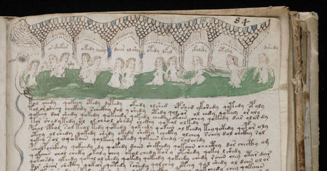 The Unsolvable Mysteries of the Voynich Manuscript - The New Yorker | Art Conservation and Restoration | Scoop.it