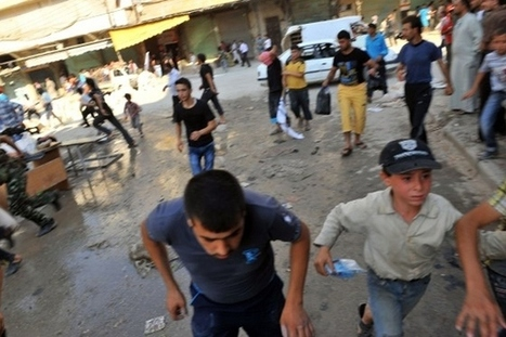 Friday: Growing violence and a vicious cycle of retaliation could leave Syria ungovernable   News from Syria   Scoop.it