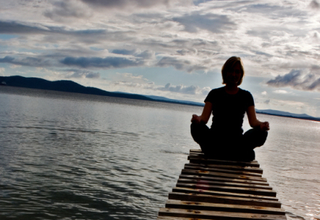 """""""Ahhhmmm"""" – Why meditation is good for you.  