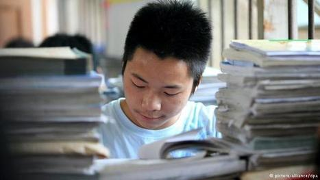 Why China is internationalizing its education system - Deutsche Welle | International Education Jobs | Scoop.it