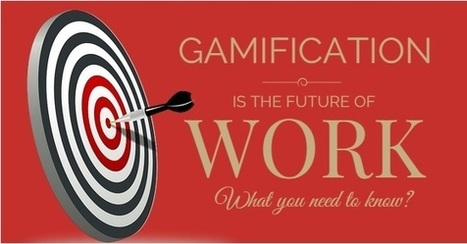 Gamification is the Future of Work: 13 Things HR must know - WiseStep | Futurewaves | Scoop.it