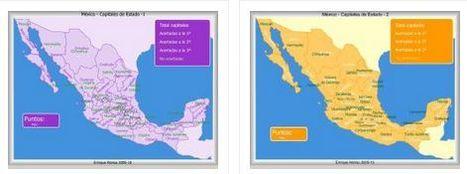 Mapas - Mapas Flash Interactivos | Recull diari | Scoop.it
