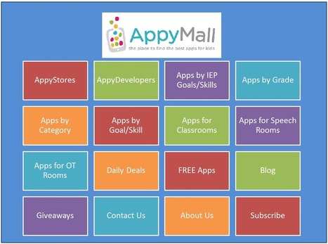 AppyMall Directory/Sitemap - Technology in (Spl) Education | SLP, AT Consultant | Scoop.it