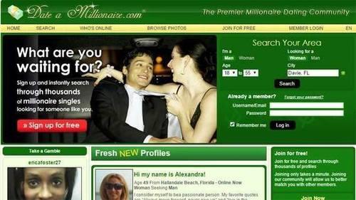 RichLoveLinkscom - Free Rich Millionaire Dating
