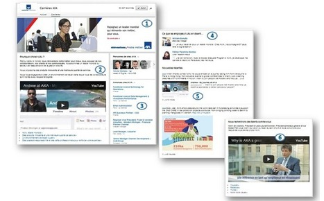 Pages entreprise Linkedin, les meilleures pratiques en 2014 ! - #rmsnews | Social medias marketing | Scoop.it