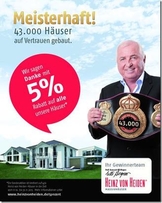 Meisterhaft sparen beim Hausbau | Heinz von Heiden | Scoop.it