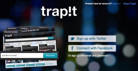 Trapit | Digital Curation Tools | Scoop.it