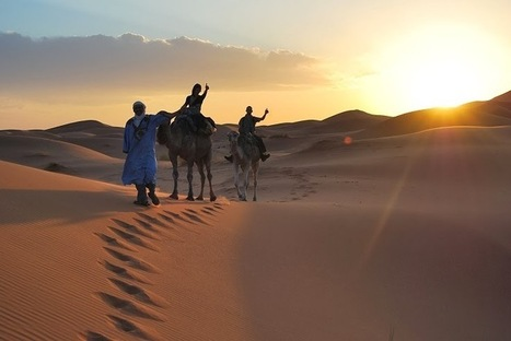 Gateway To The Dunes Of Sahara Merzouga | Natal – A Charming Place With A Perfect Blend Of Sand And Shores | Scoop.it
