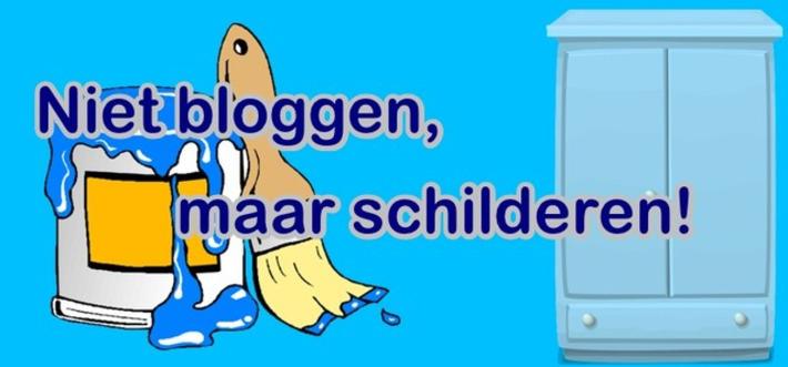 Edu-Curator: Volgende week: Niet bloggen, maar schilderen..! | Educatief Internet - Gespot op 't Web | Scoop.it