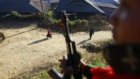 Leger Myanmar laat 96 kindsoldaten gaan   MensenRechten   Scoop.it