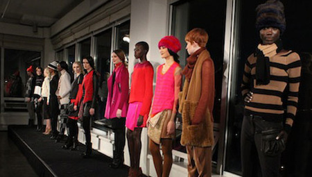 Eco fashion designers at New York Fashion Week: Part 1 | FASHION & LIFESTYLE! | Scoop.it