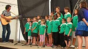 Loudenvielle. Une chorale d'enfants dans la vallée du Louron | Louron Peyragudes Pyrénées | Scoop.it