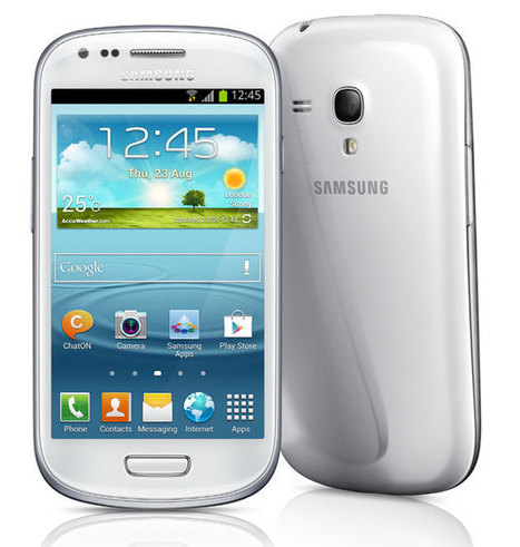 Samsung officially announces the Galaxy S III Mini; not quite what we hoped for | Android | Scoop.it
