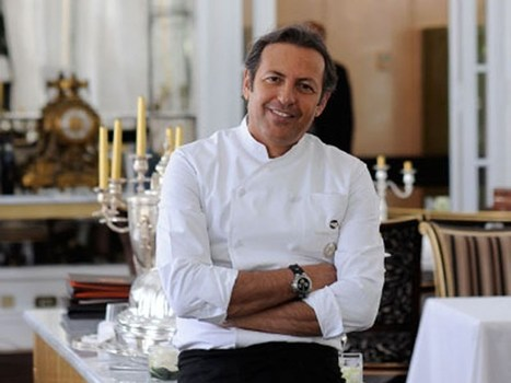 "FILIPPO LA MANTIA. UN NUOVO RISTORANTE AL JUMEIRAH GRAND HOTEL.  Inizia oggi una ""nuova avventura"" per Filippo la Mantia, lo chef siciliano tra le foodstar più celebrate del momento. 