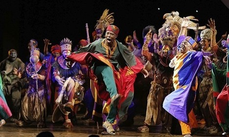 The Lion King sets historic $1bn record for Broadway musical | Technology in schools | Scoop.it