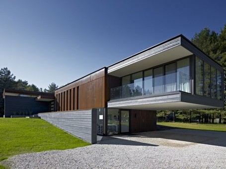 Altius Architecture Inc. | Clearview Residence | sustainable architecture | Scoop.it