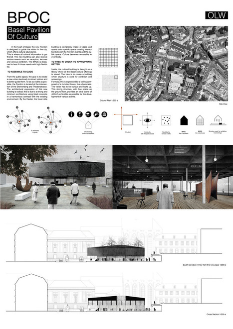 BASEL Pavilion Of CULTURE - gvng | URBANmedias | Scoop.it