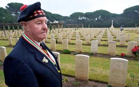 Veterans remember the Anzio landings that liberated Rome | MUSEUM | Scoop.it