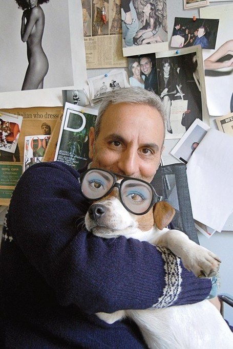 Fashion Designers And Their Dogs | Designer Pets | PHOTOS | Styleite | I don't do fashion, I am fashion | Scoop.it