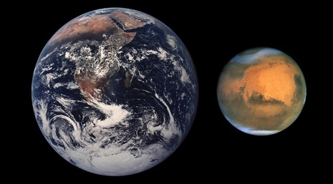 Could Life on Earth have originated from Mars, as new study suggests? | Amazing Science | Scoop.it