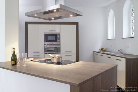 Minimalist Kitchen Makes History - Modern Style in a Classic Setting | Home Improvements in Your Own Hands | Scoop.it