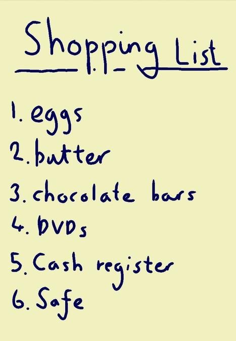 Shopping list | Art | Scoop.it