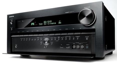 Amplis Home Cinéma Onkyo TX-NR828 et TX-NR929 : toujours THX, avec liaison Bluetooth et prêts pour la lecture audio Lossless en réseau | accessoires-hifi | Scoop.it