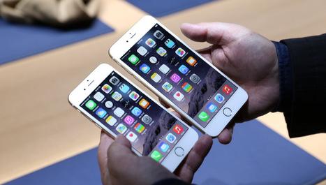 Não precisamos de smartphones menores, precisamos de mãos maiores | Web Design & UX | Scoop.it