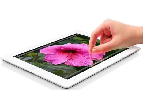 Apple iPad on course to rule tablet market again - CNET | Apple Devices | Scoop.it
