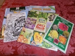 Dreaming of Spring, Seeds and a New Year | Natural Soil Nutrients | Scoop.it