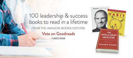 Amazon.com: 100 Leadership & Success Books to Read in a Lifetime: Books | Leadership to change our schools' cultures for the 21st Century | Scoop.it