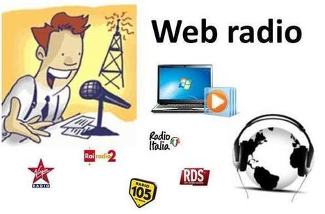 Web-radio: Come ascoltare le radio tramite internet | drogbaster | Scoop.it