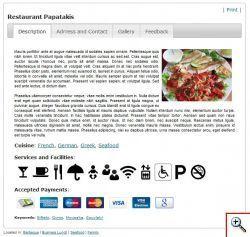 SobiPro - A Restaurant Guide - Joomla! Restaurant Guide | MyLearningProcess | Scoop.it