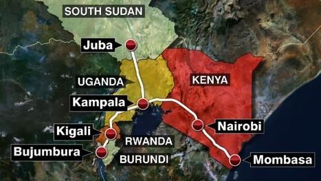 Kenya's $13 billion railway is taking shape | Nostri Orbis | Scoop.it
