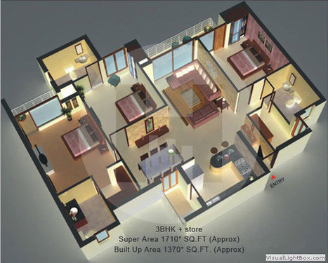 paarth Aadyant - an aspiring residential proejct by Paarth | Indian Property News | Scoop.it