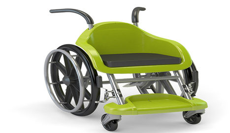 Wheelchairs of Hope, from Israel with love | Wheelchairs | Scoop.it