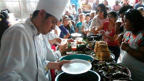Buscan fomentar el uso del chapulín como alimento | Entomophagy: Edible Insects and the Future of Food | Scoop.it