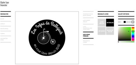 Un générateur de logos à la mode hipster, Hipster logo generator | Les Infos de Ballajack | alexfromdijon | Scoop.it