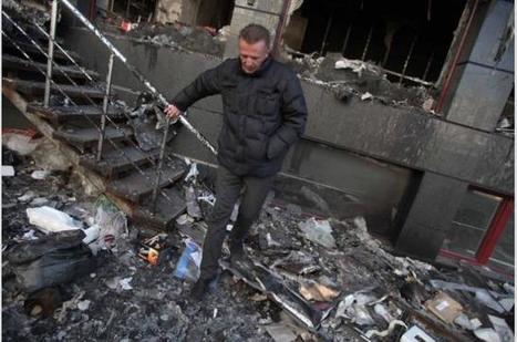 La guerra larvada de Ucrania | La razón no me ha enseñado nada. Todo lo que yo sé me ha sido dado por el corazón. L. Tolstoi | Scoop.it