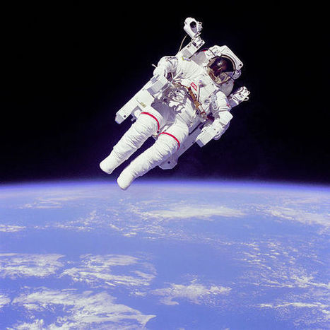The Future of the Spacesuit | Space | Scoop.it