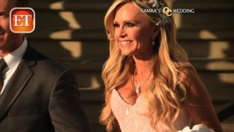 Tamra's OC Wedding premieres Monday, September 2nd   The Real Housewives News & Gossip   Scoop.it