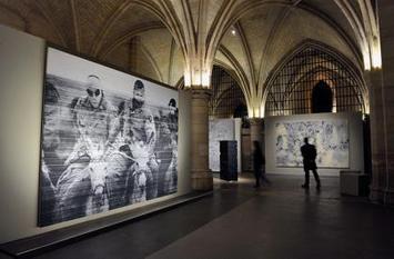 À triple tour - Oeuvres de la Collection Pinault - Que Faire à Paris? | Vie pratique | Scoop.it