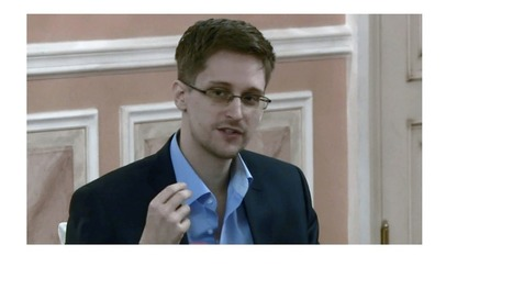 Edward Snowden a obtenu l'asile temporaire et un emploi en Russie   Geeks   Scoop.it