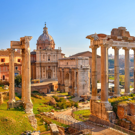Travel to Rome is a Must | Italia Mia | Scoop.it