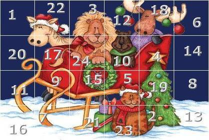 German Christmas Advent Calendars – Why So Special? | Angelika's German Magazine | Scoop.it