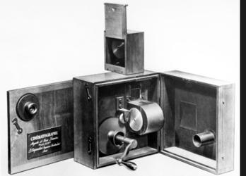 1895 : LE CINÉMATOGRAPHE de Louis et Auguste LUMIÈRE   LE CINÉMA D'ANIMATION (1) - Comment tout a commencé ?   Scoop.it