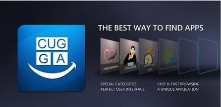 Trouver des applications intéressantes pour Android, Cugga | Ballajack | Ma boîte à outils | Scoop.it