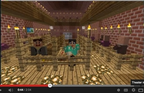 Minecraft as digital storytelling tool - Innovation: Education | Digital Storytelling Tools, Apps and Ideas | Scoop.it